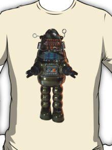 Billiken Shokai Tin Wind Up Robby the Robot T-Shirt