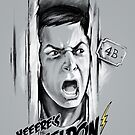 Here's Sheldon by Vincent Carrozza