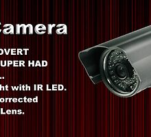 CCTV Cameras & Surveillance Security Solution by DviewCCTV