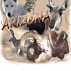 Arizona Wildlife by Sandra Fazenbaker