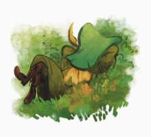 sleepy snufkin by Isaac Livengood