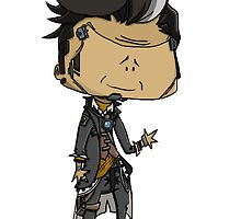 Handsome Jack - Borderlands 2 by dorianvincenot
