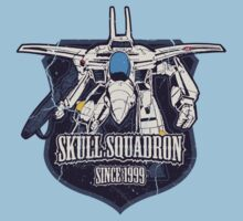 Skull Squadron 1999 (weathered) by BankaiChu