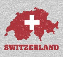 FIFA COUNTRIES - SWITZERLAND Distressed by imancruz