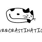 Purrcrastination  by starkat