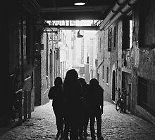 Post Alley Group by Sue Morgan