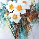 Springtime-3 by Bev  Wells