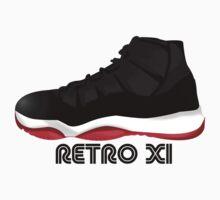 Retro XI by JordanAdamB