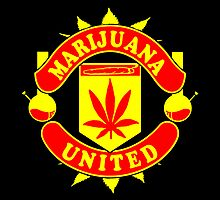 Marijuana United by mouseman