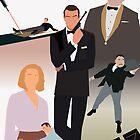 Ian Fleming's Goldfinger by davidyarb