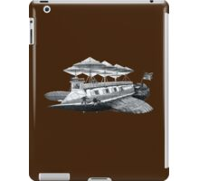 Vintage Airship iPad Case/Skin
