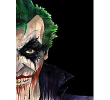 The Joker Photographic Print