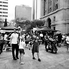 Perth  Forrest Place  by Brendon Fallon