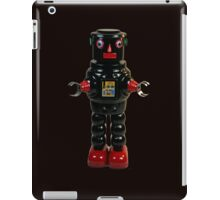 Mechanical Robby Toy iPad Case/Skin