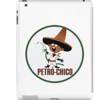 Petro Chico 1 iPad Case/Skin