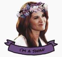 I'm a Swan!!! by drmedusagrey
