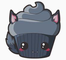 Spooky Cupcake - Werewolf by pai-thagoras
