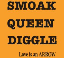 SMOAK, QUEEN, DIGGLE  by watertribe