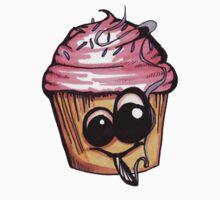 Baked Goods- Cupcake by KellyGilleran