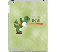 Very Hungry Dinosaur iPad Case/Skin