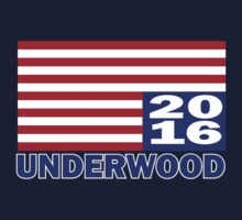 Vote for Underwood 2016 by Brantoe