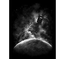 Space and Time Photographic Print