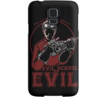 Dr. Horrible's Evil School of Evil Samsung Galaxy Case/Skin