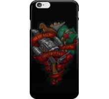 I Aim To Misbehave! iPhone Case/Skin