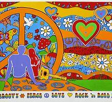 Hippie Reborn by Renata Wright