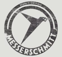 Messerschmitt logo by David Dellagatta