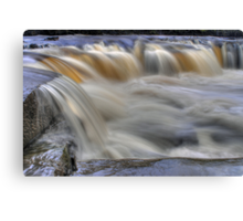 Wainwath Force Canvas Print