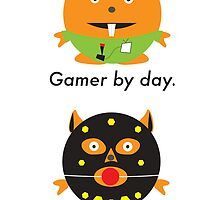 Mr. Gamer by Jacob Sotelo