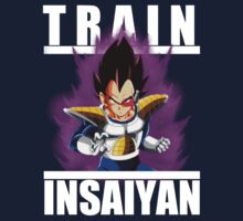 Train insaiyan - Vegeta Scouter by Ali Gokalp