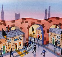 Viaduct Chips by martin whittam