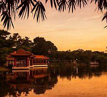 Japanese Pagoda by brenz105