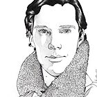 Benedict: Warming fur by JessicaMariana
