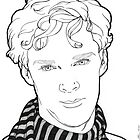 Benedict: all about the scarf by JessicaMariana