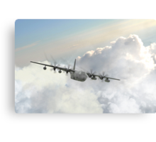 USAF C130 Canvas Print