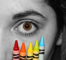 Coloring Vision by kaitlyns-photos