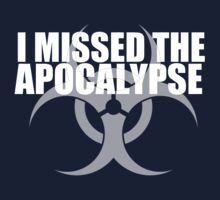 I miss the Apocalypse by Kirdinn