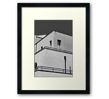 Italian Layered Building Framed Print