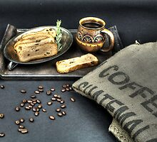 Coffee and Toast 2 by Jimmy Ostgard