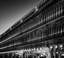 St Marks Square by Alex Wagner
