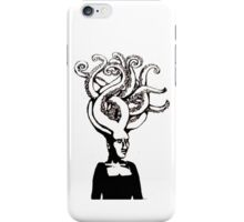Octopus Lady iPhone Case/Skin