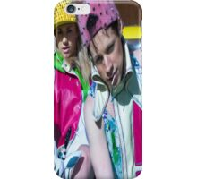 X CLAIM NATION- POOL PARTY iPhone Case/Skin