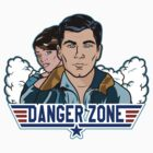 Archer Danger Zone by printproxy