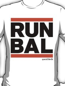 Run Baltimore BAL (v1) T-Shirt