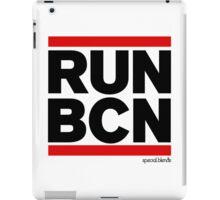 Run Barcelona BCN (v1) iPad Case/Skin