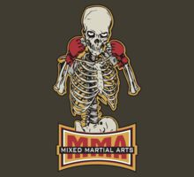 MMA Skeleton by Mookiechan