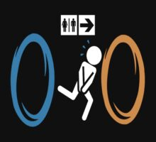 Portal - WC by xDrew